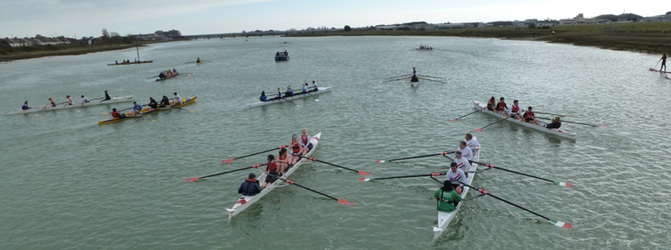 Head of the Adur Start