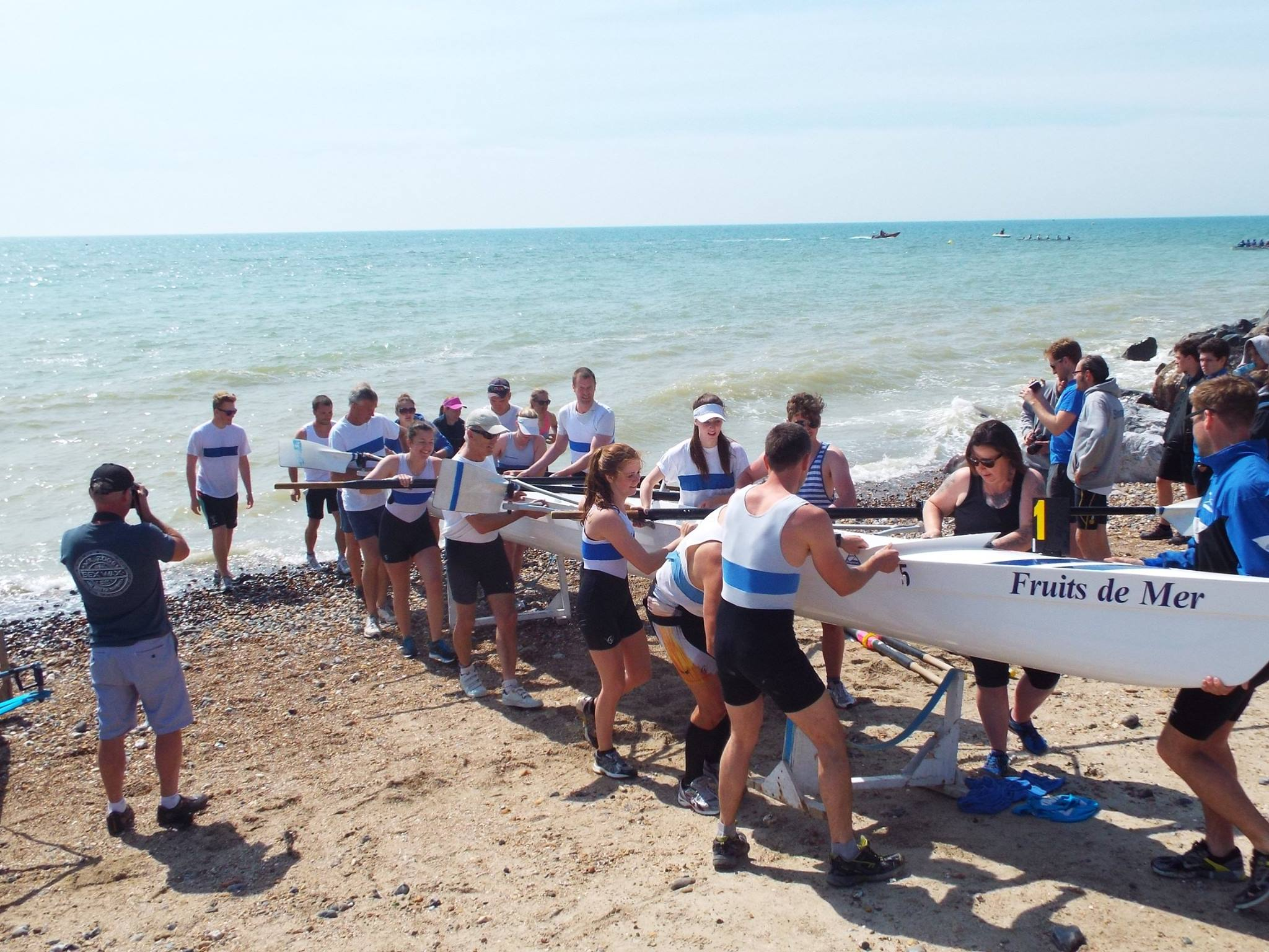 Learn to Row at Shoreham