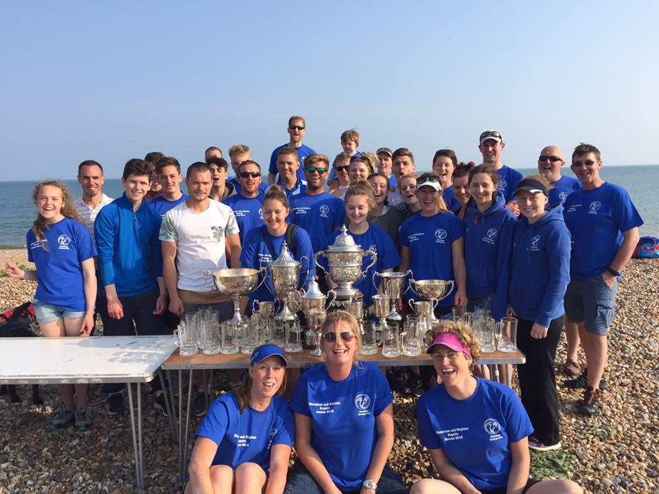 shoreham rowing club members
