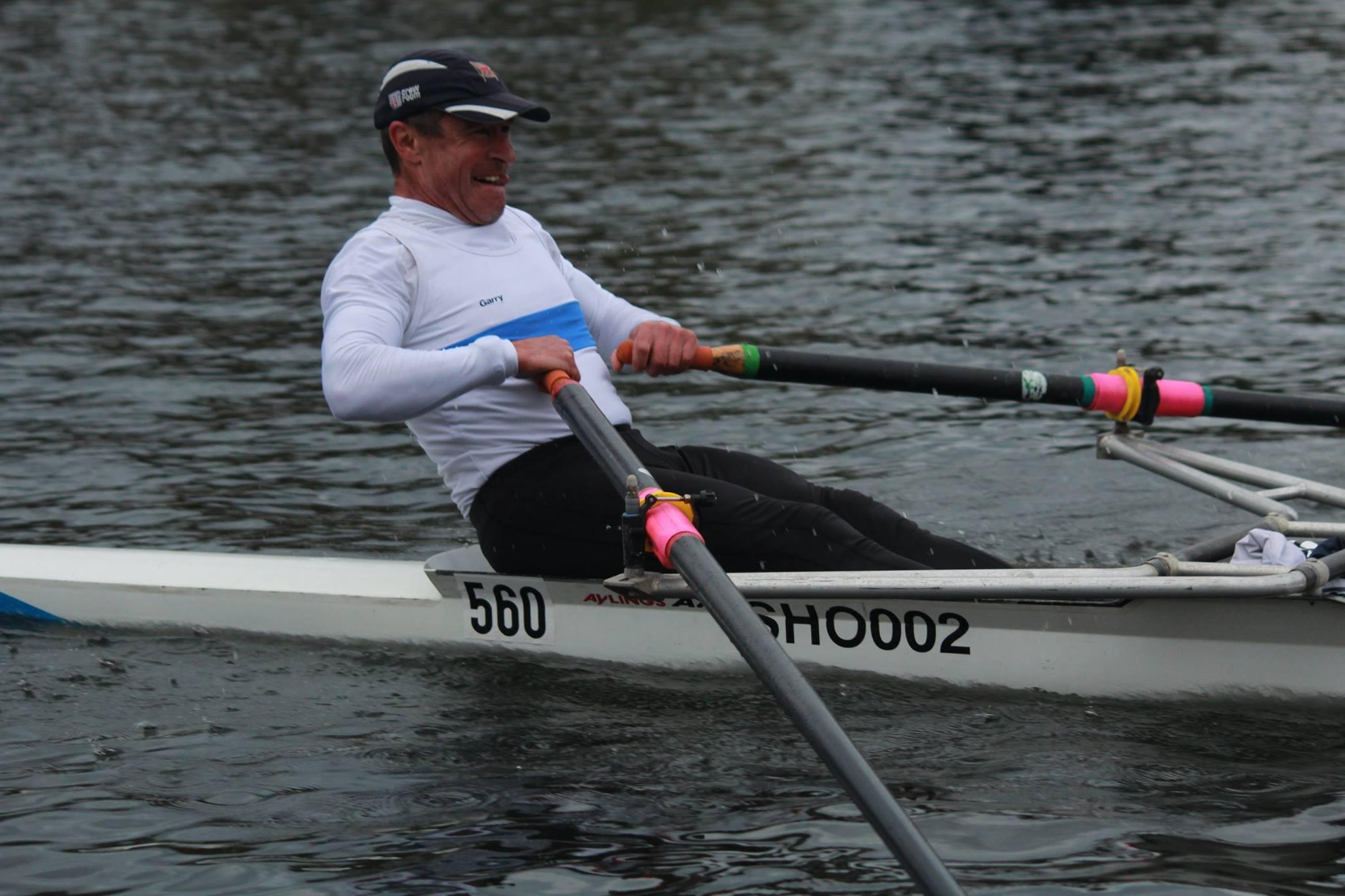 Shoreham's Saunders is British Rowing Volunteer of the Year