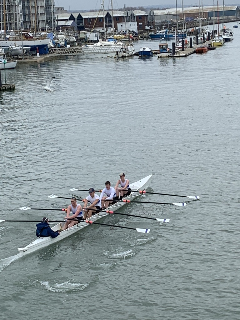 Head of Adur 2019 quad